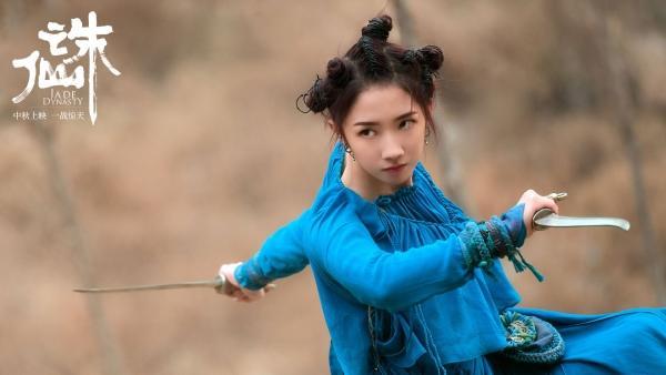 Nữ idol rẽ hướng sang diễn xuất: Người đắc tội Triệu Lệ Dĩnh, kẻ bị chê bất tài-12