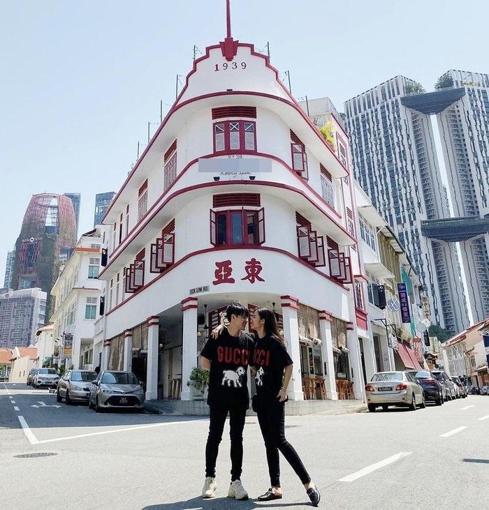 Kỳ Duyên - Minh Triệu diện đồ đôi chất lừ như bìa tạp chí, nổi nhất street style tuần qua-8