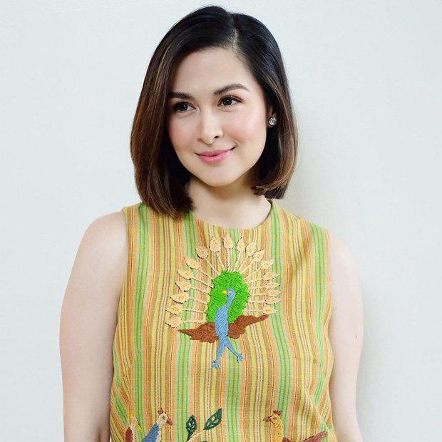 Bị chê mũm mĩm sau sinh, mỹ nhân đẹp nhất Philippines mặc gì để che bắp tay to?-3