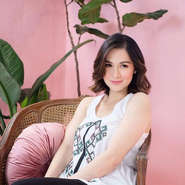 Bị chê mũm mĩm sau sinh, mỹ nhân đẹp nhất Philippines mặc gì để che bắp tay to?-4
