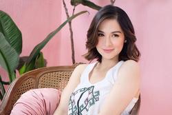 Bị chê mũm mĩm sau sinh, mỹ nhân đẹp nhất Philippines mặc gì để che bắp tay to?