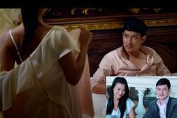 GÓC ĐÀO MỘ: Nhìn lại cảnh nóng của Á hậu Hoàng Oanh từng gây khó dễ cho Huy Khánh