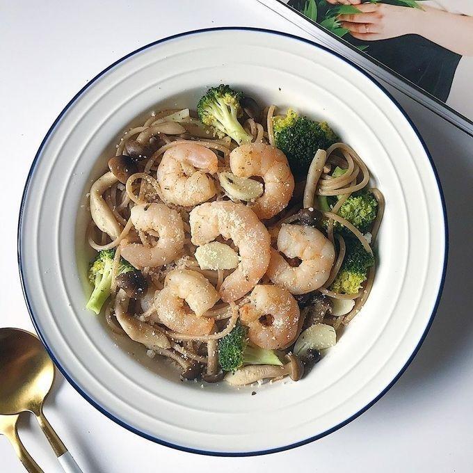 Thực đơn Eat Clean ngon như ngoài hàng giúp du học sinh Nhật cải thiện sắc vóc hoàn hảo-5