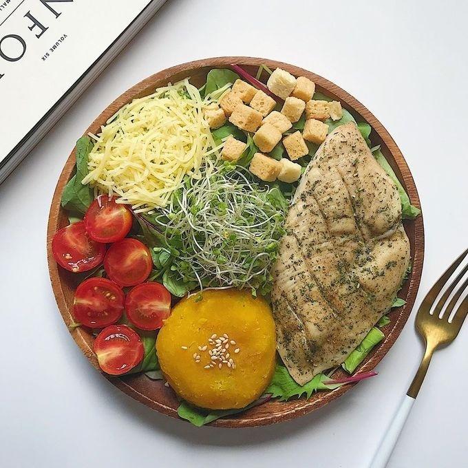 Thực đơn Eat Clean ngon như ngoài hàng giúp du học sinh Nhật cải thiện sắc vóc hoàn hảo-8