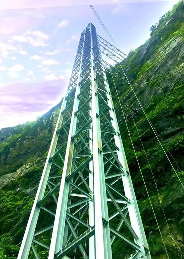 Việt Nam tự hào có 2 cây cầu kính đẹp ngỡ ngàng, du khách háo hức ghé thăm-3