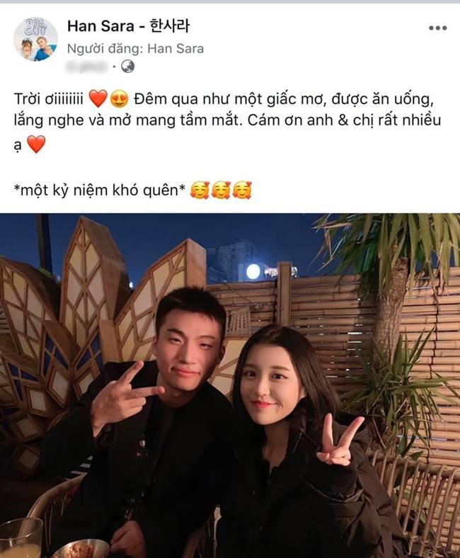 Trò cưng của Đông Nhi: 2 năm trước cover nhạc BigBang, 2 năm sau ngồi ăn cùng Daesung-1