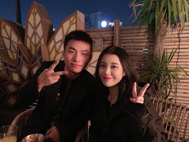 Trò cưng của Đông Nhi: 2 năm trước cover nhạc BigBang, 2 năm sau ngồi ăn cùng Daesung-2