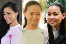 Hồ Ngọc Hà, Hồng Diễm và những cô giáo xinh đẹp trên màn ảnh Việt