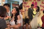 CLIP: Đám cưới hạnh phúc nhưng phản ứng quá đà của cô dâu làm dân mạng xôn xao tranh cãi
