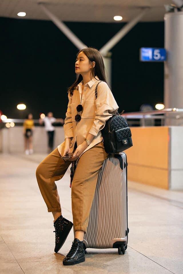 Kỳ Duyên - Minh Triệu diện đồ đôi chất lừ như bìa tạp chí, nổi nhất street style tuần qua-6