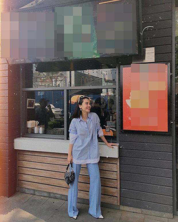 Kỳ Duyên - Minh Triệu diện đồ đôi chất lừ như bìa tạp chí, nổi nhất street style tuần qua-7
