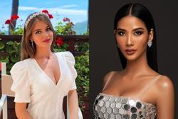 Bản tin Hoa hậu Hoàn vũ 19/11: Hoàng Thùy gặp may khi 'công chúa xứ bạch dương' bỏ thi?