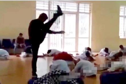 Diễn biến bất ngờ vụ thầy giáo dạy võ như tra tấn học sinh tại Vĩnh Phúc