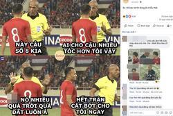 Từ chối bàn thắng của Bùi Tiến Dũng, fans Việt vào Facebook trọng tài Ahmed Alkaf thả phẫn nộ