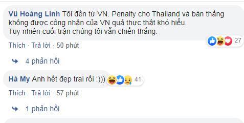t.ừ ch.ối b.àn th.ắng của Bùi Tiến Dũng, fans Việt vào FB trọng tài Ahmed Alkaf thả ph.ẫn n.ộ-3