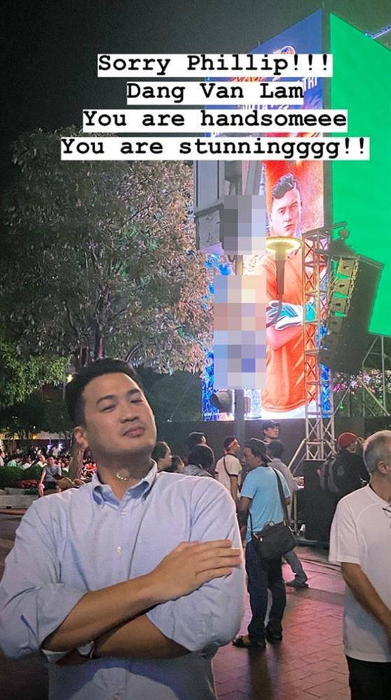 Chỉ vì Đặng Văn Lâm, em chồng Hà Tăng mất luôn hình tượng đẹp trai trong mắt bạn gái-1