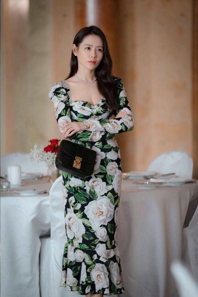 Đụng hàng cả loạt mỹ nhân đình đám, chị đẹp Son Ye Jin vẫn đẹp bất bại-1