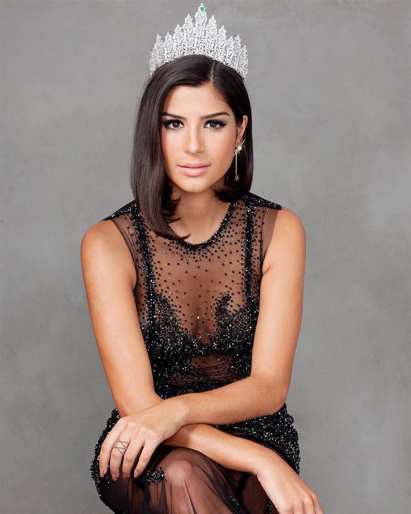 Đối thủ mạnh nhất Miss Universe 2019 nhá hàng khả năng catwalk, Hoàng Thùy nên dè chừng-6