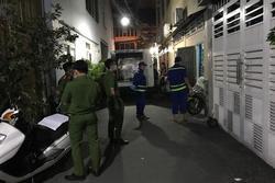 Nam kỹ sư tử vong bất thường trong phòng trọ ở Sài Gòn