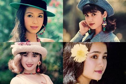 Những mỹ nhân đẹp nhất màn ảnh Việt thập niên 1990