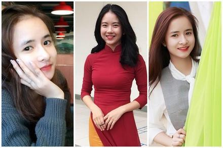 5 cô giáo sinh năm 1997 nổi tiếng trên mạng với nhan sắc ngọt ngào