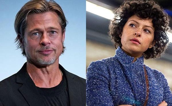 Brad Pitt nhiều lần đi chơi với người đẹp kém 25 tuổi-1