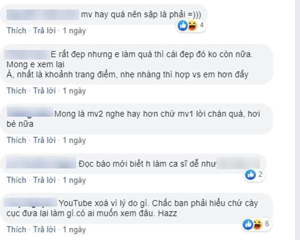 Khán giả hả hê khi MV mới của hotgirl đạo nhạc BLACKPINK, đòi vượt Sơn Tùng, Chi Pu bị antifan đánh sập vì quá phản cảm-4