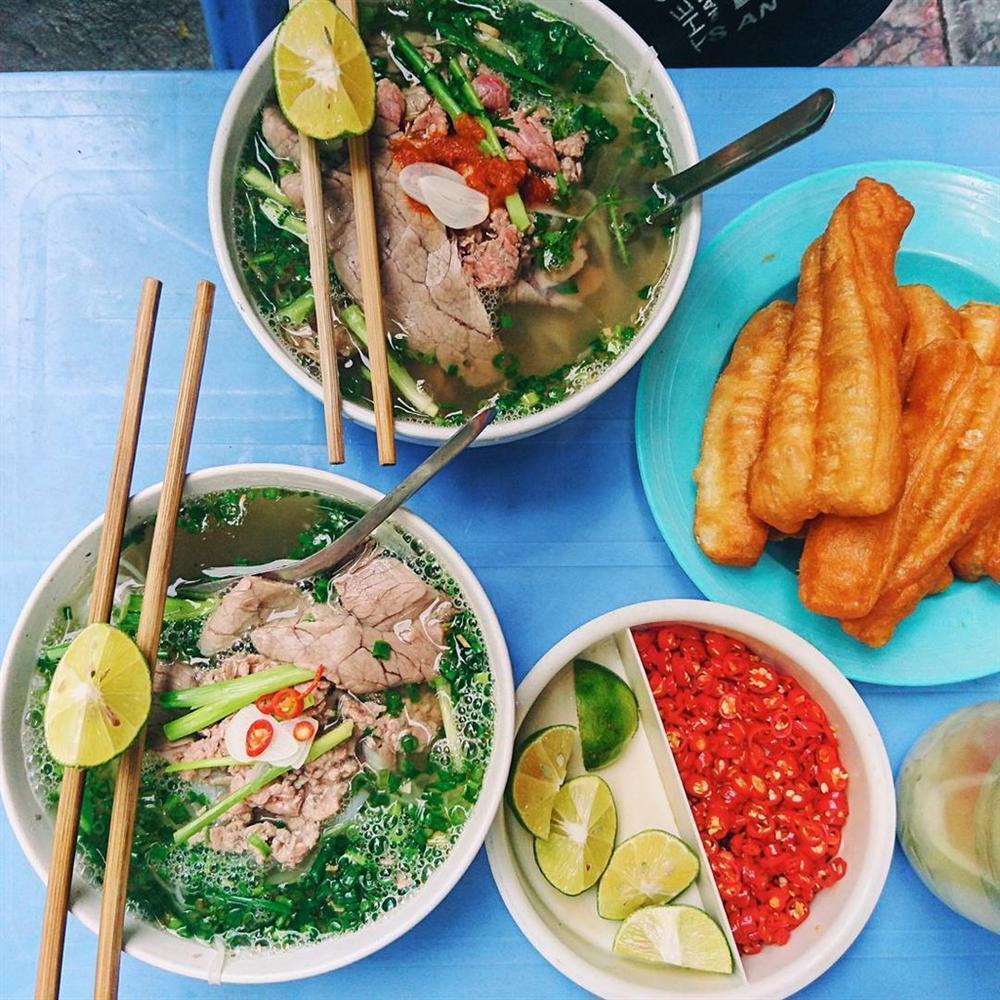 6 hàng phở ở phố cổ Hà Nội xuất hiện trên tạp chí nước ngoài-5