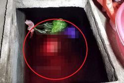Thái Bình: Mâu thuẫn, con rể sát hại mẹ vợ rồi vứt xác vào bể nước phi tang