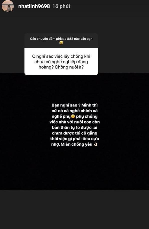 Bạn gái Văn Đức nói miễn chồng yêu khi fan hỏi chuyện kết hôn-1