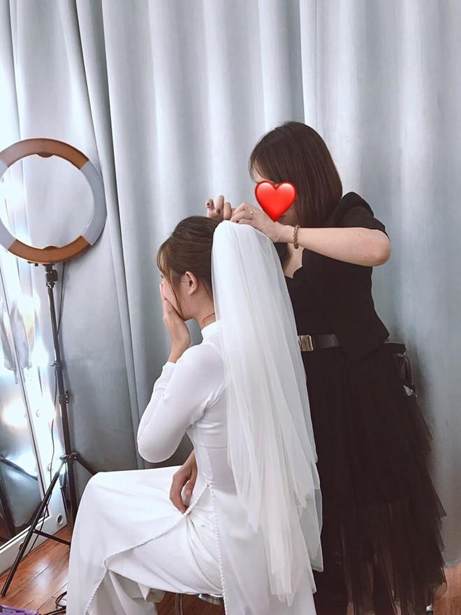 Bạn gái Văn Đức nói miễn chồng yêu khi fan hỏi chuyện kết hôn-4
