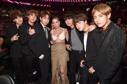 Halsey bức xúc vì BTS không được bất kỳ đề cử nào tại Grammy 2020