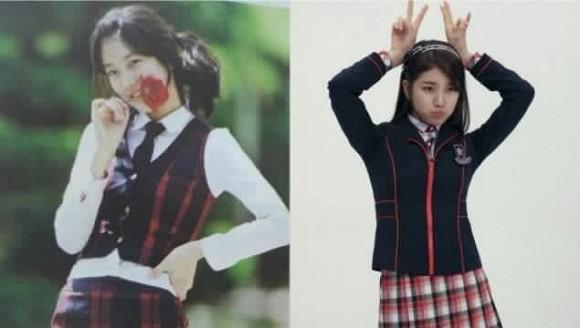 Xinh như nhau nhưng so ảnh quá khứ 2 mỹ nhân tình cũ của Lee Min Ho ai cũng ngã ngửa-5