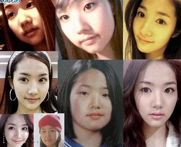 Xinh như nhau nhưng so ảnh quá khứ 2 mỹ nhân tình cũ của Lee Min Ho ai cũng ngã ngửa-8