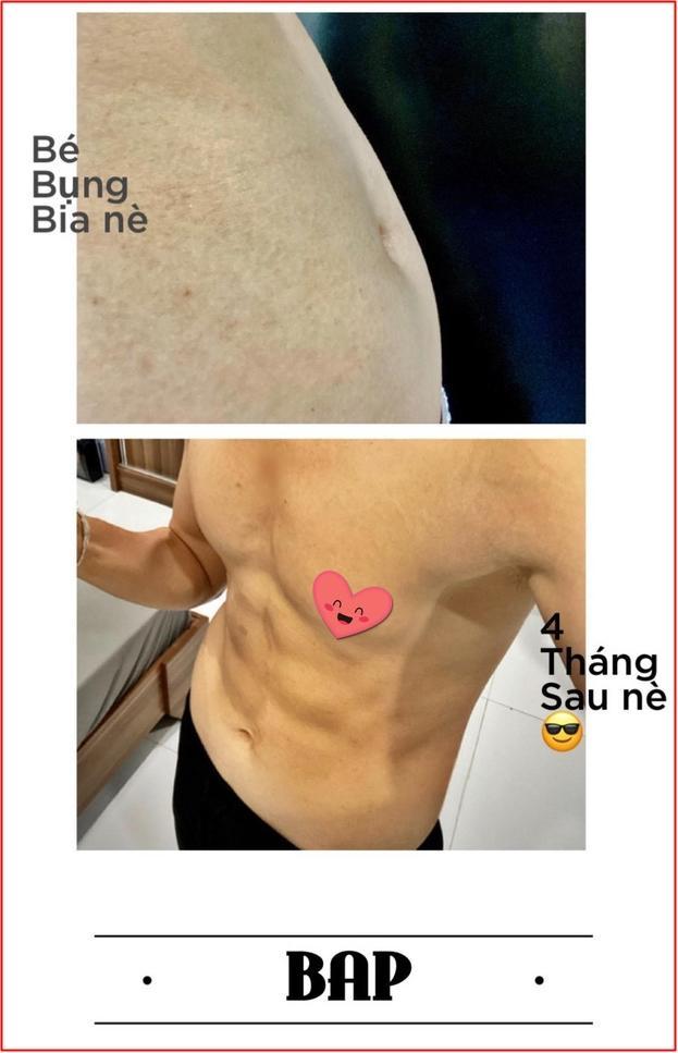 Vừa phủ nhận tin đồn sắp kết hôn, Ngô Kiến Huy đốn tim fan với màn khoe cơ bụng cuồn cuộn-5