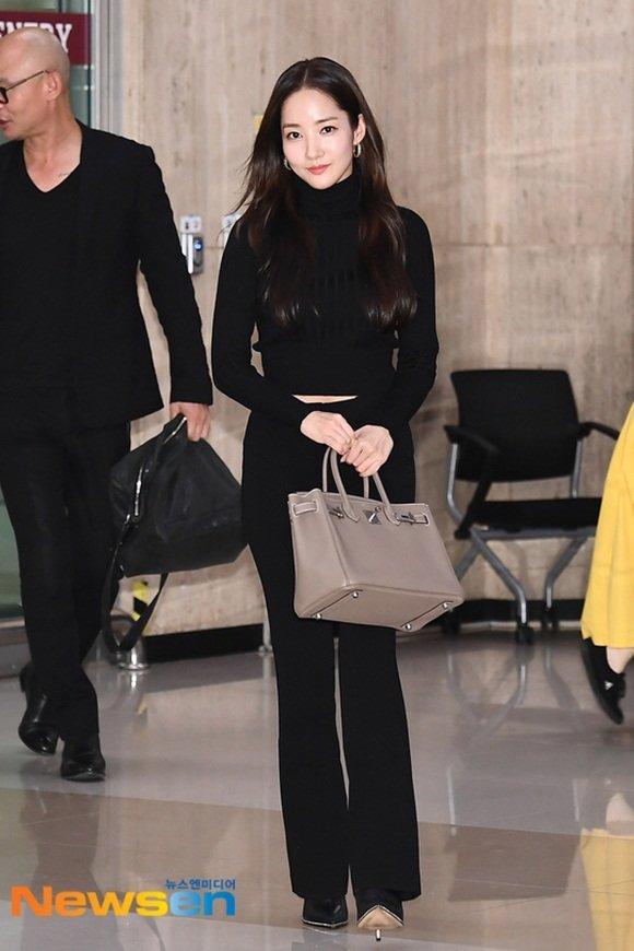 Park Min Young ngày càng lên hương từ trang phục và tóc tai khiến ai cũng khen ngợi nhan sắc-5