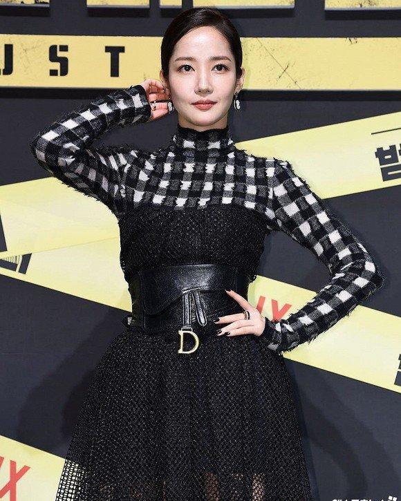 Park Min Young ngày càng lên hương từ trang phục và tóc tai khiến ai cũng khen ngợi nhan sắc-8