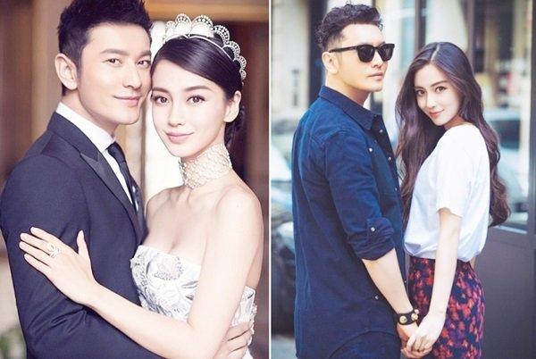 Angelababy bị nhà chồng xuống tay khi ly hôn với Huỳnh Hiểu Minh?-1