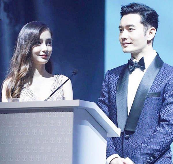Angelababy bị nhà chồng xuống tay khi ly hôn với Huỳnh Hiểu Minh?-2