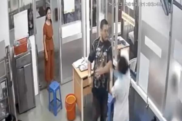Vụ nữ điều dưỡng bị đánh: Đình chỉ công tác nữ hộ sinh kích động chồng-1