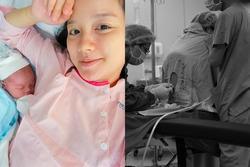 MC Minh Trang khoe mặt mộc ngay khi sinh con lần 4, tiết lộ hậu trường lâm bồn làm ai cũng thương