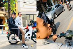 Song Luân đăng ảnh chụp cùng Hữu Vi, vô tình để lộ dung mạo ngày càng xuống cấp của bạn thân