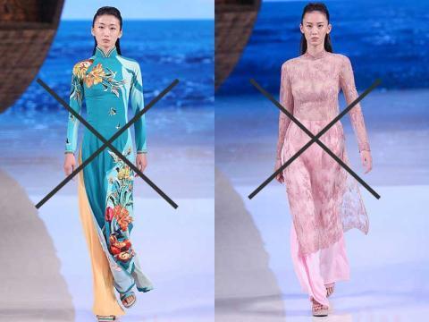 Báo Trung Quốc nhận vơ áo dài Việt: Sao chép, phản cảm-1
