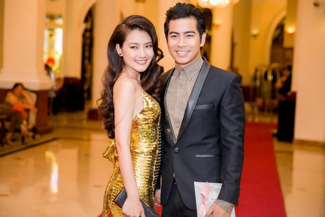 Dù đã ly hôn, Thanh Bình vẫn gọi mẫu thân Ngọc Lan là mẹ và đưa con trai về thăm ngoại-5