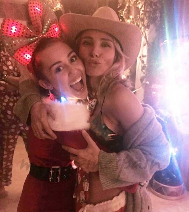Vợ Chris Hemsworth chê Miley Cyrus không xứng với Liam-2