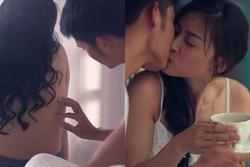 MV có nhiều cảnh hôn và hở bạo nhất trong sự nghiệp ca hát của Ngô Thanh Vân