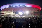 Sân đấu diễn ra lễ khai mạc SEA Games độc nhất lịch sử