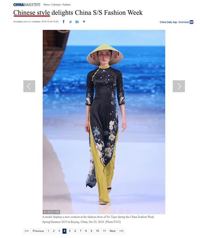 NSND Hồng Vân lên tiếng vụ áo dài Việt bị gọi là phong cách Trung Quốc: Đồ ăn cắp, hết lịch sự nổi với chúng mày-1