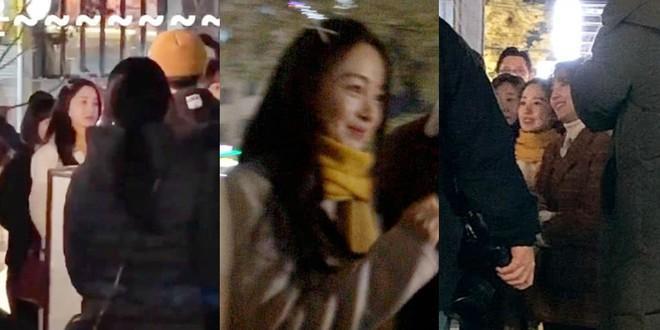 Kim Tae Hee đóng phim sau hơn một tháng sinh con-1