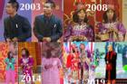 Hành trình nhan sắc của 'cô Đẩu' Công Lý sau 16 năm: Từ chuẩn man cho đến điệu đà nữ tính